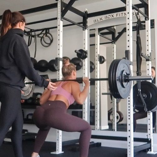 Women's strength and Fitness Scarborough